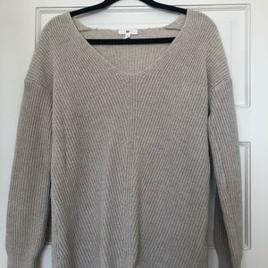Cream Bp. Sweater
